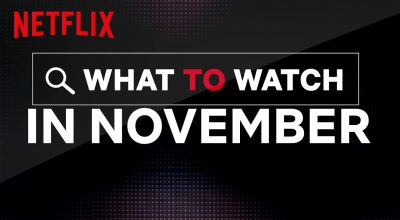 Netflix Movies November 2019