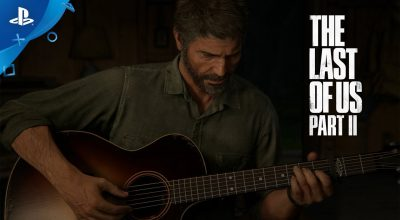 The Last Of Us Part 2 official story trailer